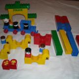 Lego Duplo - 80 piese - Lego duplo 522 police station 1977