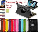 Husa rotativa 360 Samsung Galaxy Tab 2 Tab2 7.0 P3100 P3110 + bonus