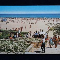Mangalia - Plaja - 79 - Circulat - Intreg postal
