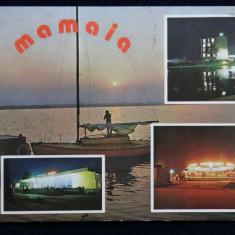 Mamaia - Lacul Mamaia '81- Circulat - Intreg postal
