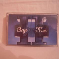 Vand caseta audio Boys II Men-II, originala, raritate! - Muzica Pop sony music, Casete audio