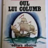 MIHAI VASILESCU - OUL LUI COLUMB - Roman