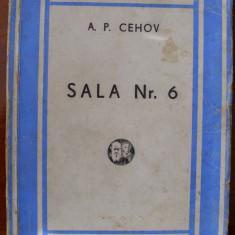 Cehov, A. - SALA NR. 6, ed.