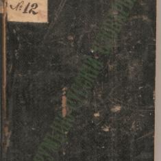 (C4617) DICTIONAR ROMAN-RUS, LUCRAT DE STAB-CAPITAN CATELY, EDITAT IN ODESA, Alta editura