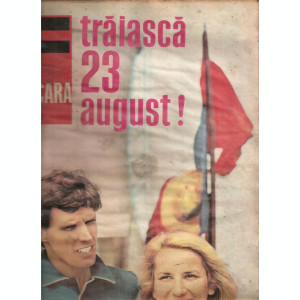 (C4609) REVISTA FLACARA, ANUL XX, NR. 846, 21 AUGUST 1971
