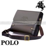 Cumpara ieftin POLO  -  Geanta din piele pentru laptop