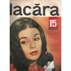 (C4603) REVISTA FLACARA, ANUL XV, NR. 15 (567), 9 APRILIE 1966