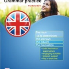 ENGLISH 1 GRAMMAR PRACTICE BOOKLET