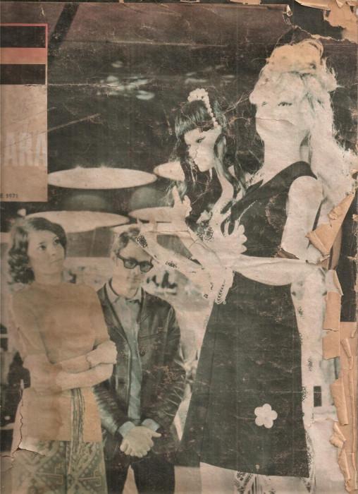 (C4613) REVISTA FLACARA, ANUL XX, NR. 851, 25 SEPTEMBRIE 1971