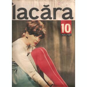 (C4601) REVISTA FLACARA, ANUL XV, NR. 10 (562), 5 MARTIE 1966