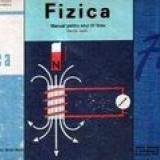 set manuale fizica din perioada 1971 - 1974