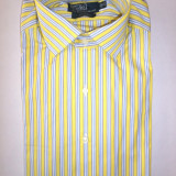 Camasa originala Polo Ralph Lauren - barbati M -100% AUTENTIC, Maneca lunga, Polo By Ralph Lauren