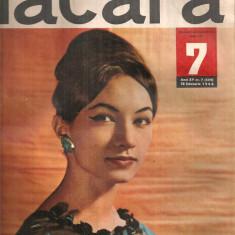 (C4598) REVISTA FLACARA, ANUL XV, NR. 7 (559), 12 februarie 1966