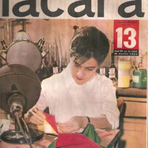(C4602) REVISTA FLACARA, ANUL XV, NR. 13 (565), 26 MARTIE 1966