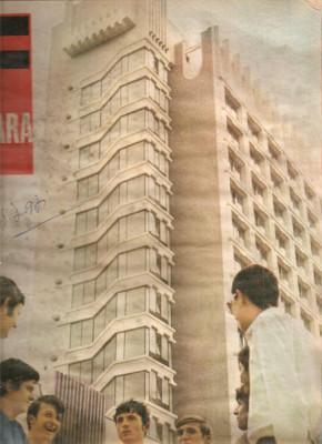 (C4606) REVISTA FLACARA, ANUL XX, NR. 843 , 31 IULIE 1971 foto