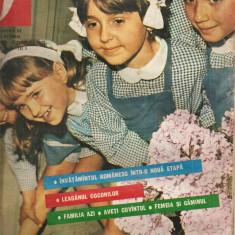 (C4589) REVISTA FEMEIA, NR.9 SEPTEMBRIE 1977