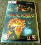 Joc Mortal Kombat Komplete Edition, PC, original, sigilat!, Actiune, 18+, Multiplayer