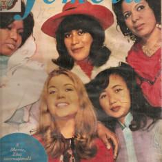 (C4583) REVISTA FEMEIA, NR.3 MARTIE 1974