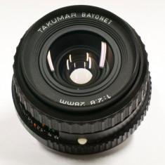 Vand obiectiv montura PENTAX TAKUMAR BAYONET 2.8mm 2.8, - Obiectiv DSLR Pentax, Pentax - K