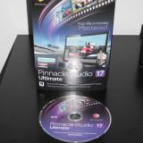 Pinnacle Studio 17 Ultimate Collection ( Original Box Retail ) - Software Editare video, Windows 7, DVD, Numar licente: 1