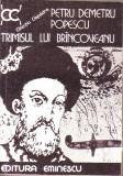 Petru Demetrescu Popescu-Trimisul lui Brancoveanu