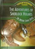 SIR ARTHUR CONAN DOYLE  - AVENTURILE LUI SHERLOCK HOLMES - THE ADVENTURES OF SHERLOCK HOLMES  ( lb engleza)