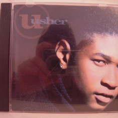 Vand cd Usher-Usher, original, raritate! - Muzica Hip Hop arista
