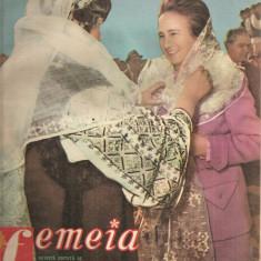 (C4591) REVISTA FEMEIA, NR.4 APRILIE 1978