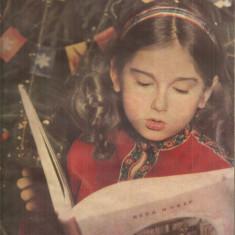 (C4570) REVISTA FEMME DE NOS JOURS ( FEMEIA ZILELOR NOASTRE ), NR. 10, 1958, TEXT IN LIMBA FRANCEZA - Revista femei