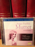 ANNE-SOPHIE MUTTER & WIENER PHILHARMONIKER/VIVALDI (1984/EMI REC) cd nou/sigilat, emi records