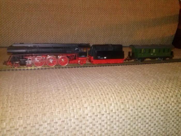 locomotiva BR 01 PIKO,scara HO foto mare