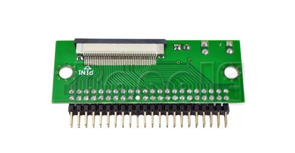 "Adaptor zif 1,8""pentru HDD HITACHI si TOSHIBA la ide 2,5"" 44 pini"