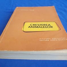 ING.ST.POPESCU-VIFOR ~ CRESTEREA ANIMALELOR [ CRESTEREA  ALBINELOR,PASARILOR,CAILOR,IEPURILOR,PESTILOR,OILOR,PORCILOR ] - BUCURESTI - 1961, Alta editura