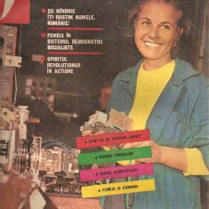 (C4590) REVISTA FEMEIA, NR.11 NOIEMBRIE 1977