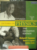 FEYMAN - Curs FIZICA - LECTURES ON PHYSICS (lb engleza) vol I ( Mcanics, Radiation, Heat  ), Alta editura