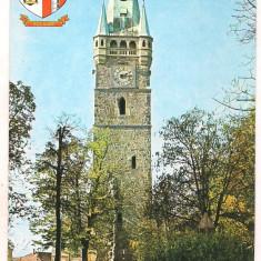 #carte postala(ilustrata) - BAIA MARE-Turnul lui Stefan