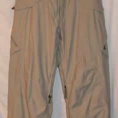 Pantaloni ski BURTON - M - Echipament ski Burton, Barbati