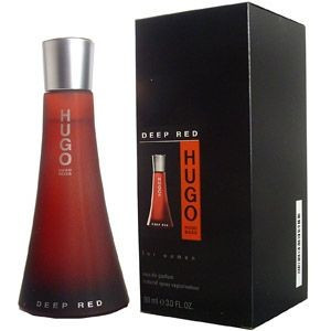 Hugo Boss Hugo Deep Red EDP 30 ml pentru femei foto