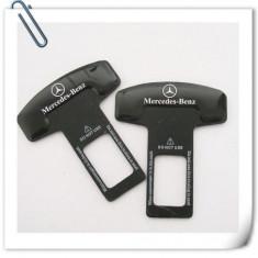 Suport centura siguranta pereche Mercedes Benz elimina sunetul suparator 2 buc