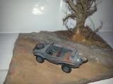 + Macheta 1/35 autovehicul german WW2 Schwimmwagen +