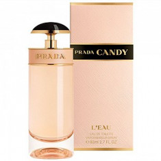 Prada Candy L'Eau EDT 50 ml pentru femei - Parfum femeie Prada, Apa de toaleta