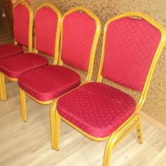 Scaune pentru restaurante si sali de conferinte - Mobila pentru terasa