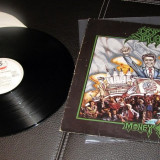 Cryptic Slaughter ‎– Money Talks 12'' LP 1987 - USA (Hardcore, Trash ), VINIL