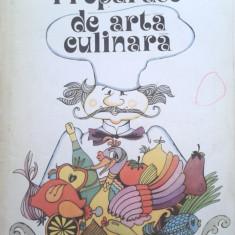PREPARATE DE ARTA CULINARA - Ion Radu (1993)