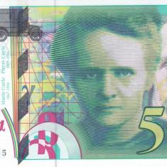 Bancnota Franta 500 Franci 1994 - P160a UNC ( valoare de catalog $250 )