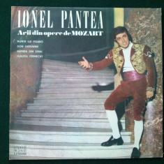 IONEL PANTEA - Arii din operele lui Mozart - Muzica Opera electrecord, VINIL