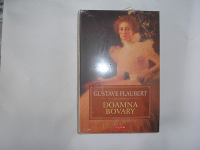 Gustave Flaubert - Doamna Bovary,Polirom,RF,RF5/3,RF11/2 foto