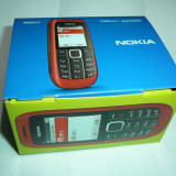 NOKIA C1-00 dual sim - Telefon Nokia, Negru, Nu se aplica, Neblocat, Fara procesor