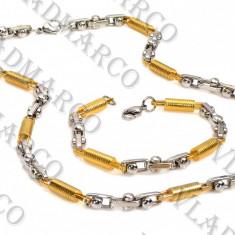 Set Lant+Bratara Inox!!! - Set bijuterii inox