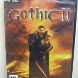 Gothic 2 II (PC) SIGILAT!!! (ALVio) + sute de alte jocuri originale - Jocuri PC, Role playing, 12+